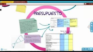 Visualización de una presentación utilizando Prezi thumbnail