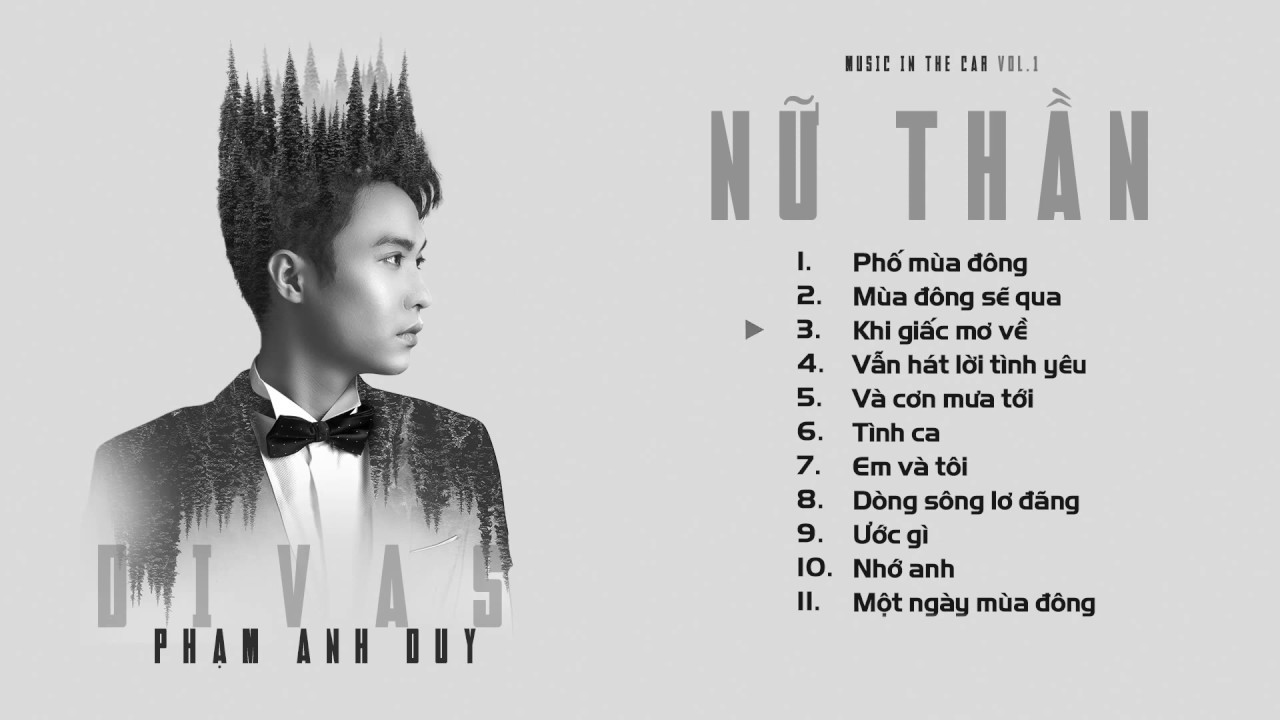 Download Album NỮ THẦN - Phạm Anh Duy