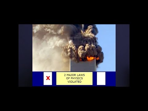 Twin Towers - Incontrovertible controlled demolition