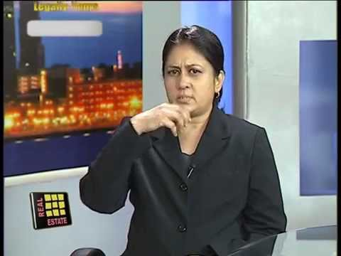 Property Lawyer Vatsala Bangalore Speech on Real Estate TV - Seg_2