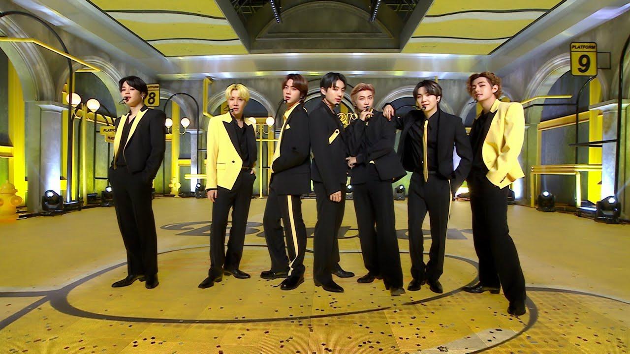 BTS (방탄소년단) 'Butter' @ MUSIC BLOOD