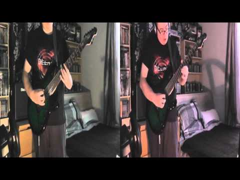 A Day For Ghosts (Delain) Guitar Cover mp3