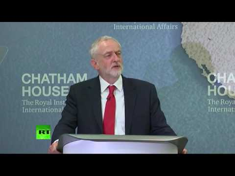Jeremy Corbyn's Chatham House speech on defence (FULL)