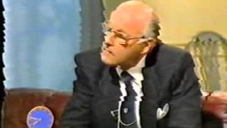 1986 - Murray Walker interview about Elio de Angelis