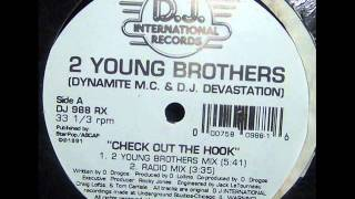 2 Young Brothers - Check out the Hook (Original Mix) Chicago Hip House - Old School House