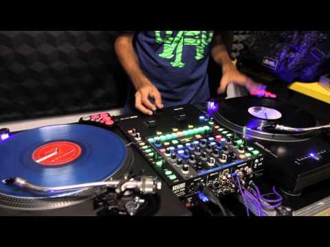 DjProfile.TV :: Scratch Tutorial 002 - Dj Q-FX - Cutting