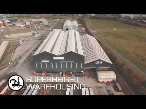 LV Shipping - Teesport Commerce Park, Middlesbrough.