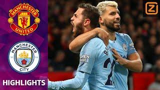 BELADEN MANCHESTER DERBY 🔥   Man United vs Manchester City   Premier League 2018/19   Samenvatting