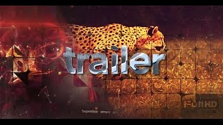 3D Action Trailer | After Effects Project