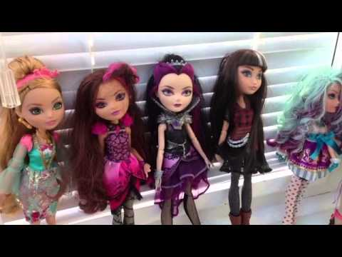 Welcome to the Show Ever After High version