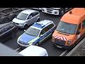 [Horror-Rettungsgasse] Einsatzfahrzeuge bahnen sich den Weg zu schwerem Unfall