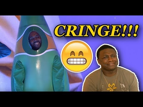 THE MOST CRINGE SNL PERFORMANCE !! Kanye West: I Love It (Live) REACTION