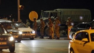 Military coup attempt in Turkey