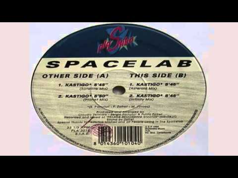 1993 Classic House Music 90s Spacelab Kastigo Planet