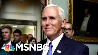 connectYoutube - Is There Strategy Behind Vice President Mike Pence's Denials? | Morning Joe | MSNBC