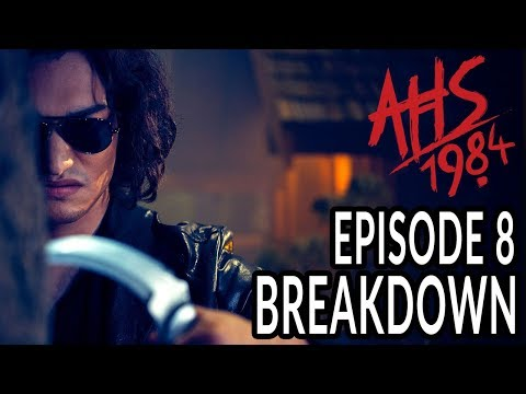 AHS: 1984 Episode 8 Breakdown, Theories, And Details You Missed!