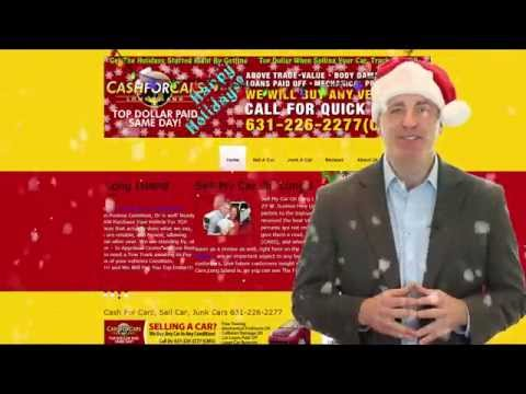 Cash For Cars Long Island - Happy Holiday Message