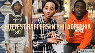 Hottest rappers in Philadelphia