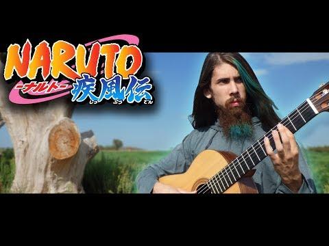 Guren Theme - Naruto Shippuden (Classical Guitar Cover)