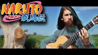 Guren Theme - Naruto GUITAR COVER