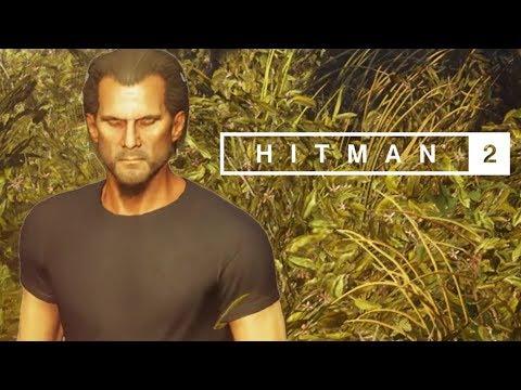HITMAN 2: Playing As Lucas Grey (Hitman 2 Mods)