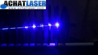 Laser bleu 10000mw prix pas cher