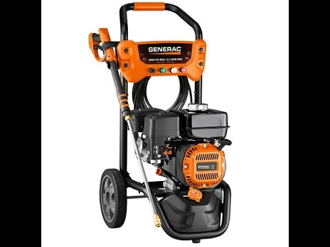 Lowes Generac Pressure Washer
