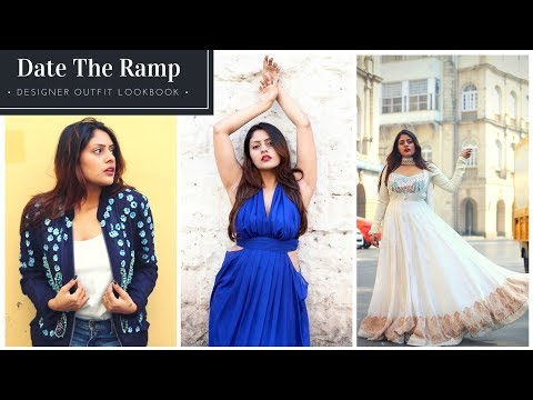 Designer outfit lookbook ft Date The Ramp - Luxury Fashion Rental | Forum Shah