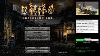 Diablo 2 - Lo Rune Drop - Holy Grail (Single Player / Plugy)