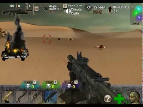 Www Y8 Com Mini Games Desert Rifle 2 Day 6 Youtube