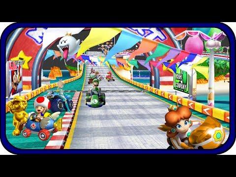Luck-Based Racing Online - Mario Kart 8 Deluxe