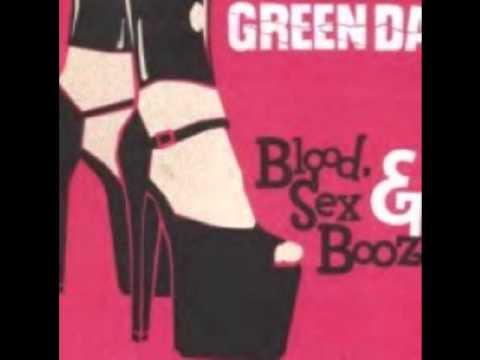 Green day blood sex and booze lyrics