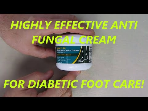 Review of MagniLife DB Antifungal Foot Cream to stop Itching, Burning….
