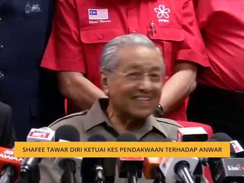 Shafee tawar diri ketuai kes pendakwaan terhadap Anwar