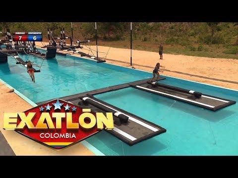 La competencia se pone interesante   Exatlón Colombia