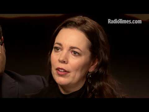 Olivia Colman Explains How She Got the Part of Queen Elizabeth in The Crown