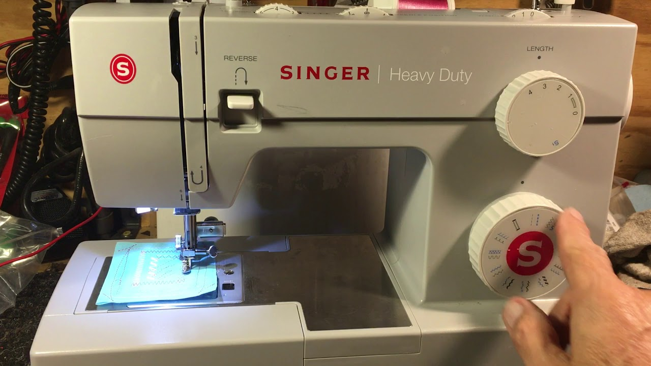 4e54b0be88 Singer 4423 Heavy Duty Sewing Machine Review (Updated May 2019)