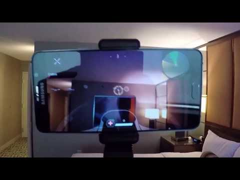 Augmented Reality Bluetooth Shooting Game For Android And IPhone