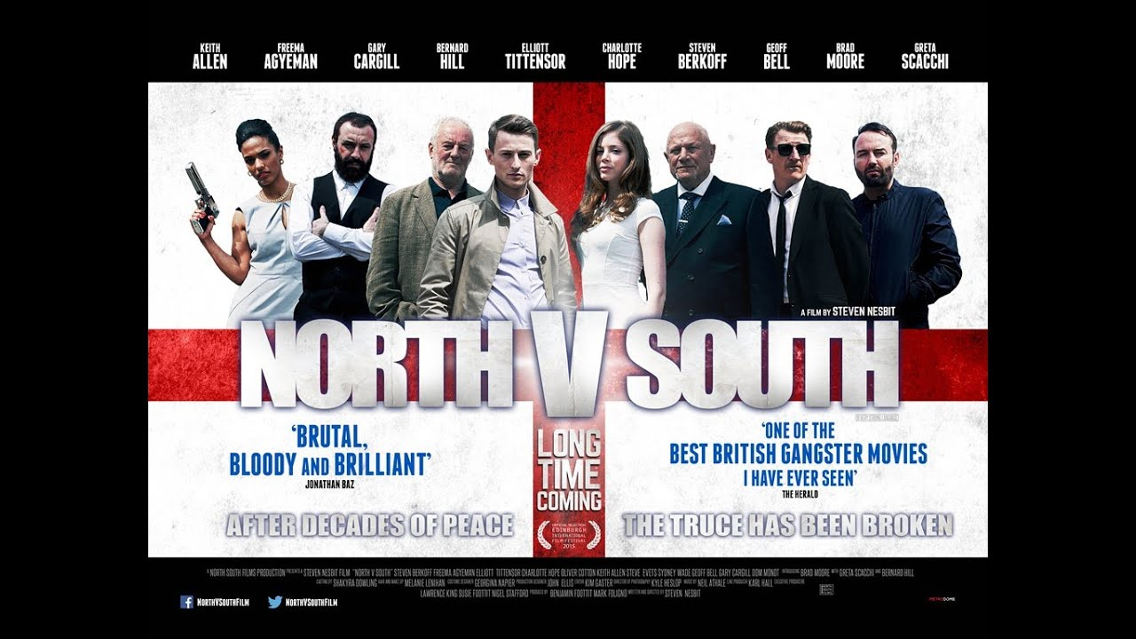 North v South