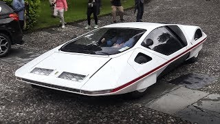 1970 Ferrari 512 S Pininfarina Modulo with 5.0 V12 at Villa d'Este 2019