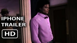 Michael Jackson The Experience iPhone Trailer