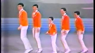 The Osmond Brothers - Mame  Fascinating Rhythm  -  (Andy Williams Show)