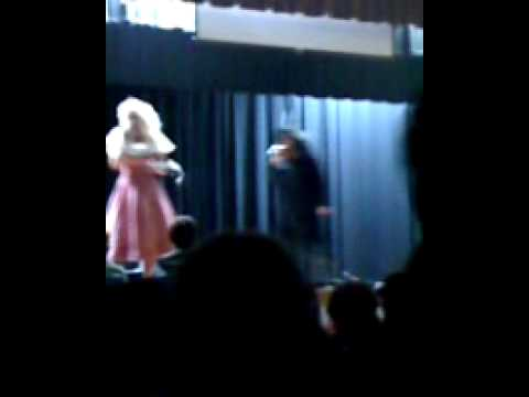 clothing witch act teacher talent show sequoyah middle school