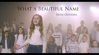 Baixar What A Beautiful Name - Hillsong Worship - cover by Reese Oliveira and Friends