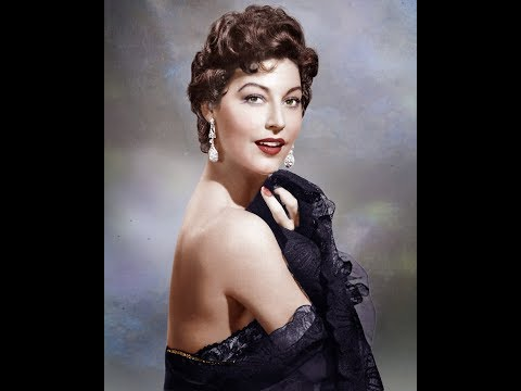 Ava Gardner, 67 (1922-1990) US Actress