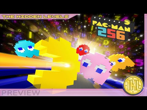 Pac-Man 256 Preview And Gameplay (Xbox One/PS4/Steam)
