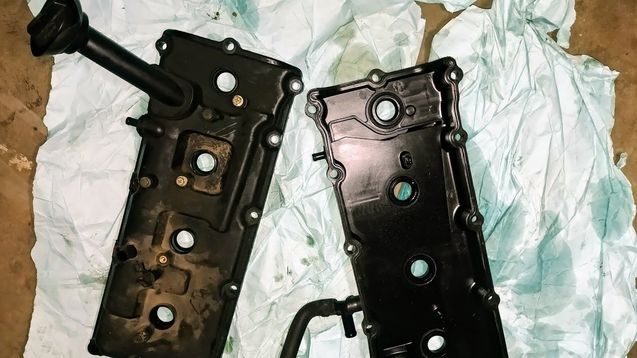 2006+ Infiniti M45 Valve Cover Gaskets  Some tips on getting the job done