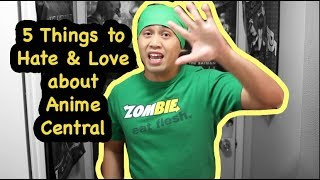 Gambar cover 5 things to Hate & Love about Anime Central (ACEN)