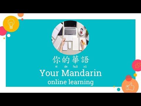Your Mandarin Online Class