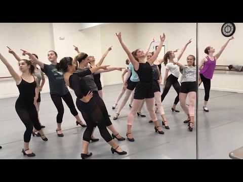Someone In The Crowd - musical theatre dance